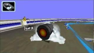 Mario Kart DS ~ Test Circle Textured