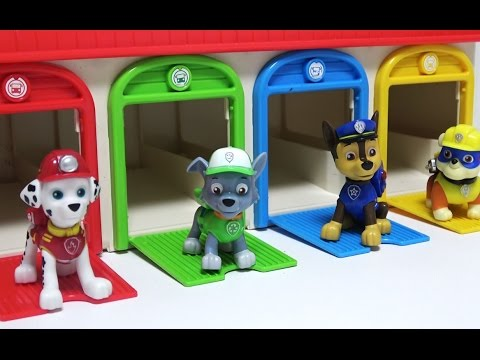 Thumbnail: Paw Patrol in Tayo House & Surprise Eggs Learn Colours with Peppa Pig