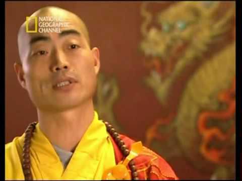 El monje kung fu