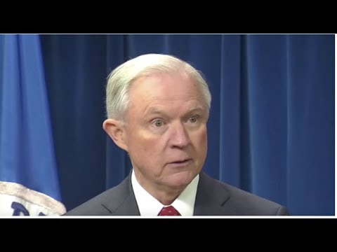 TROUBLE IN PARADISE! JEFF SESSIONS JUST LAID THE SMACKDOWN ON THE STATE OF HAWAII!