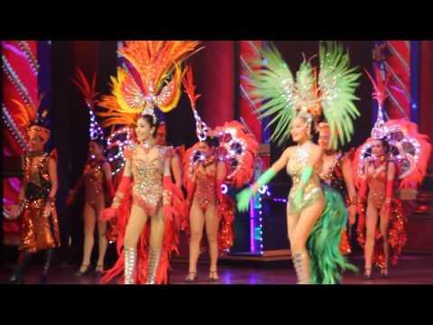 Sexy show ở pattaya Thái Lan P1