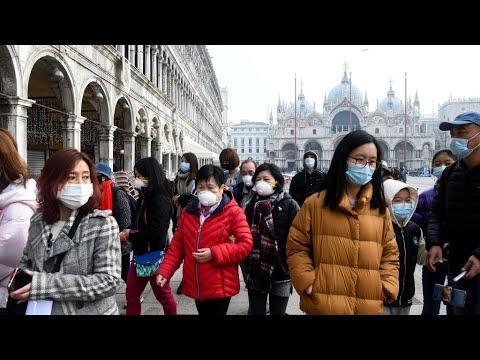 Coronavirus en Italie: quatre nouveaux morts, trois régions de plus touchées