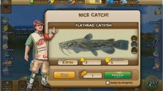 FishPro - gameplay
