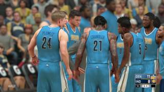 cbt naaruto nba 2k17 play now online nuggets at pacers