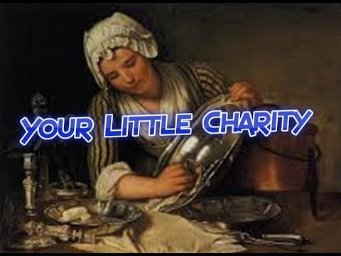 Your Little Charity (Inspirational Stories 17)