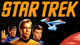 STAR TREK: 25th Anniversary Dendy/Nintendo прохождение РУССКАЯ ВЕРСИЯ [188]