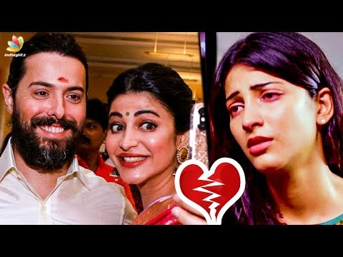 BREAKUP : Shruti Haasan & Boyfriend Michael Corsale Part Ways | Hot Tamil Cinema News
