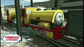Night of the Diesels TCC | Bill & Ben Accidents | Trainz Remake