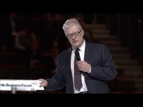 Sir Ken Robinson - How Finding Your Passion Changes Everything: Part 3 | Nordic Business Forum 2014