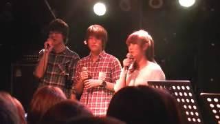 2012/3/15 卒業ライブ『俺たちは卒業を強いられているんだ(迫真)』@メ...