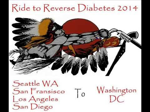 Raven visits with Dennis Banks about A Declaration of War Against Diabetes