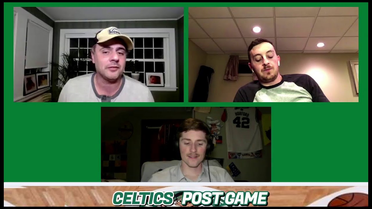 Celtics vs Pelicans LIVE Postgame Show | Powered by Maragal Medical -  YouTube