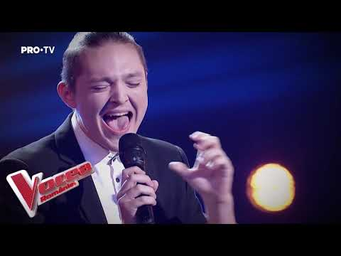 George Aghinea - If I Get High 🎙 Vocea României 2019 (VIDEO)