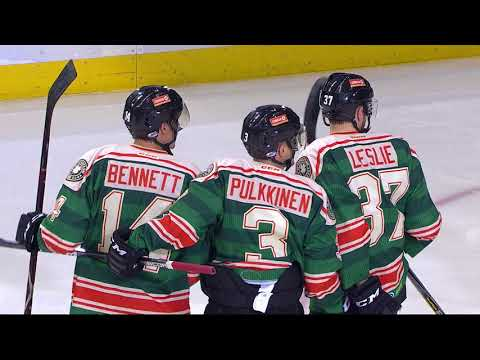 Game Highlights March 18 Chicago Wolves vs. Iowa Wild