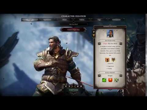 Divinity: Original Sin 2 - How to Build Ifan Ben-Mezd