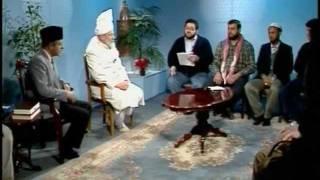 Liqa Ma'al Arab 6th March 1997 Question/Answer English/Arabic Islam Ahmadiyya