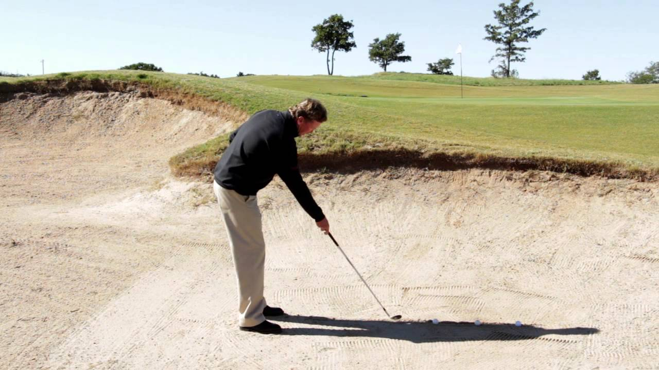 Hump Day Tip: Develop a Feel for the Bunker