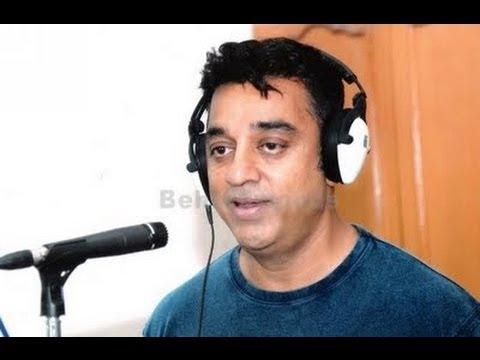 The sensational singer: Padmashree Kamal Haasan Part1
