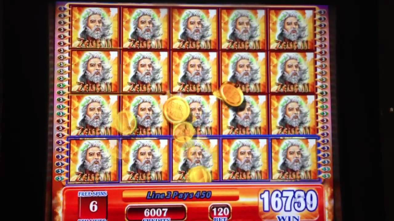 Free Zeus Slot Machines