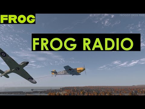 Frog Radio March 03 2019 Tuscan Cyprus, Cliffs of Dover Blitz, DCS Online