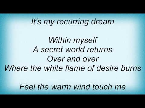 Crowded House - Recurring Dream Lyrics