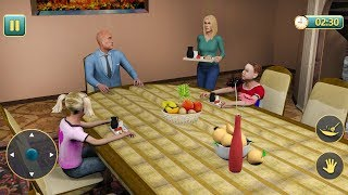 3D Virtual Mom Life - Happy Family Life Simulation Android Gameplay