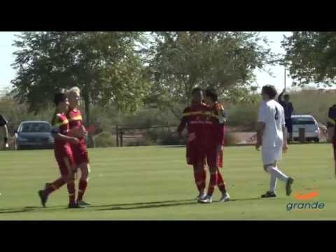 Real Salt Lake-Arizona Academy U-17/18 vs. Strikers FC Highlights | November 7 & 8, 2015