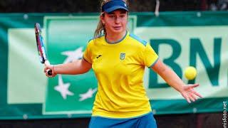 ITF Dubai. Quarterfinal. Magdalena Frech - Daria Snigur. Tennis LIVE