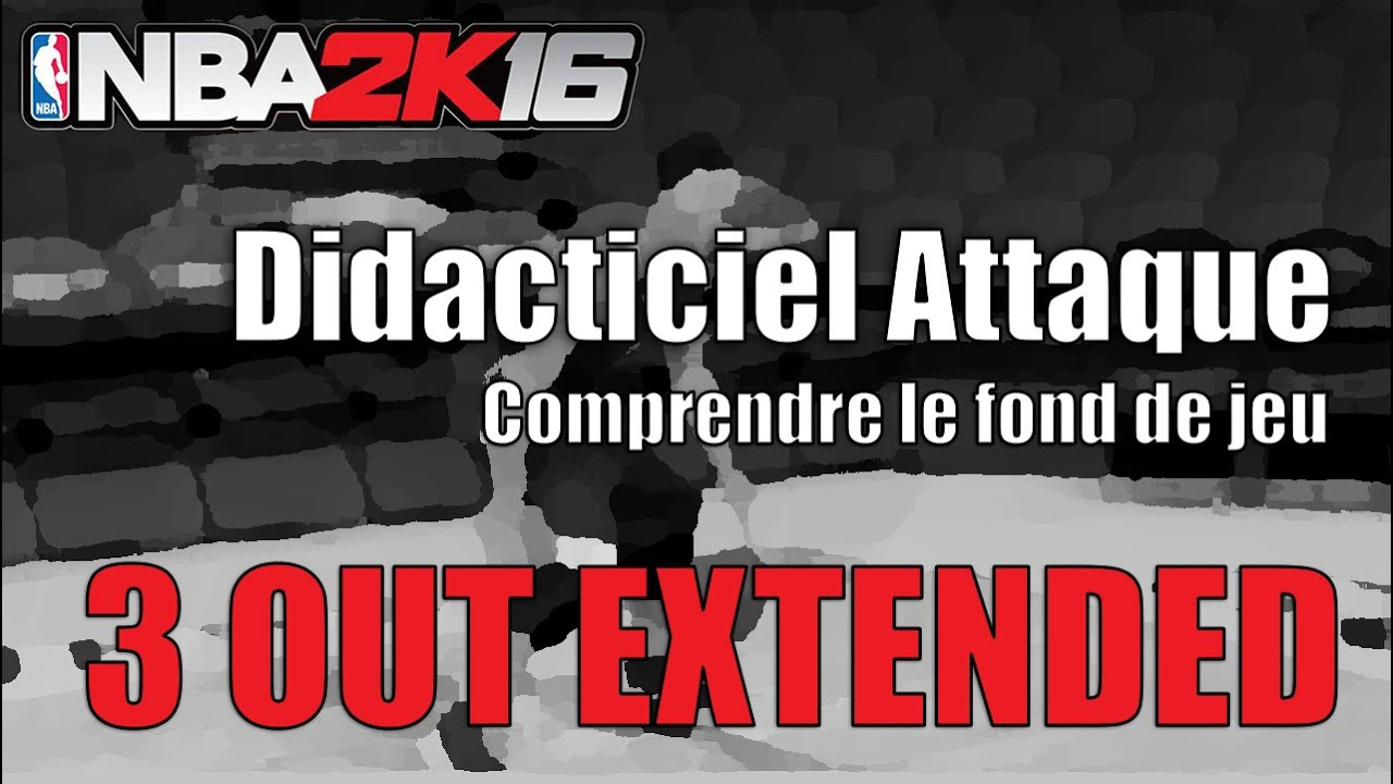 nba 2k16 le fond de jeu 3 out extended youtube. Black Bedroom Furniture Sets. Home Design Ideas