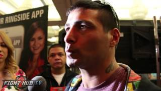 Lucas Matthysse on Canelo Khan, Golovkin, Maidana being fat, Pacquiao & eye injury