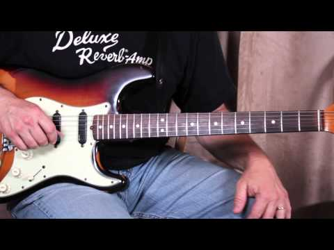 Dwight Yoakam - Fast as You - Easy Country Music On Guitar - w Bob Ryan - Fender Strat