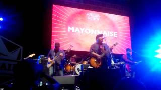 BAKIT PART 2 - Mayonnaise @ UP Fair 2015