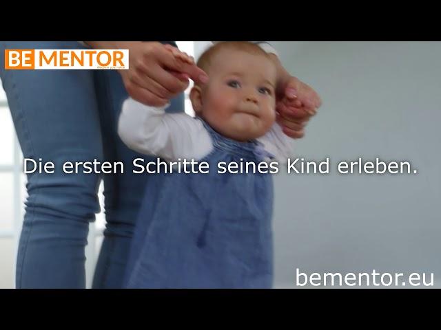 #aufeinmalgehts - Be Mentor