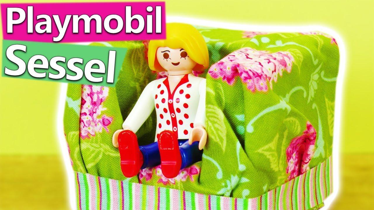 Playmobil sessel basteln wohnzimmer ideen f r playmobil - Playmobil basteln ...