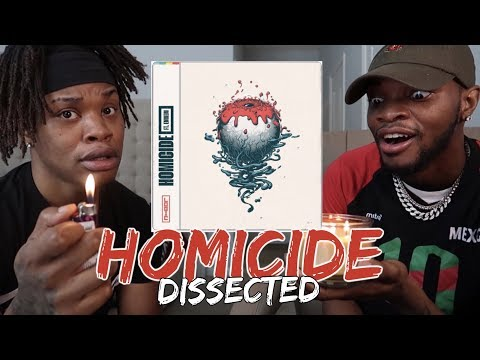 Logic – Homicide (feat. Eminem) (Official Audio) – REACTION/DISSECTED