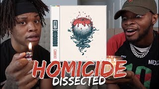 Logic - Homicide (feat. Eminem) ( Audio) - REACTION/DISSECTED