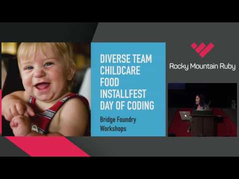 Rocky Mountain Ruby 2016 - Communication is a Technical Skill by Sarah Allen