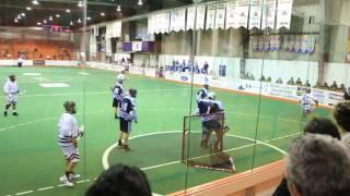 SN Arrows vs Mimico (July 28, 2016) Tehoka Nanticoke goal