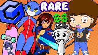 The RAREST and WEIRDEST Gamecube Games - ConnerTheWaffle