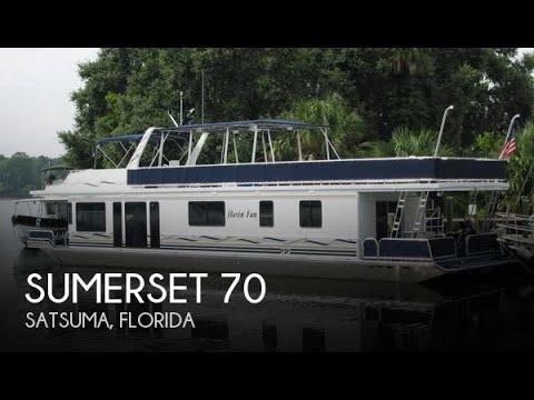 [SOLD] Used 2006 Sumerset 70 in Satsuma, Florida