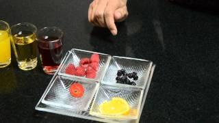 Virgin Berry Sangria \ Non Alcoholic Drink