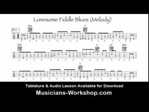 Lonesome Fiddle Blues Twin Mandolin Robert Bowlin Youtube