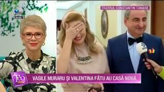 Teo Show (01.11.2019) - Vasile Muraru si Valentina Fatu au casa noua!