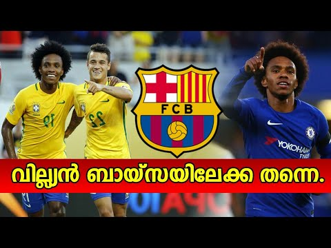 willian moved to Barcelona 55m Euro.