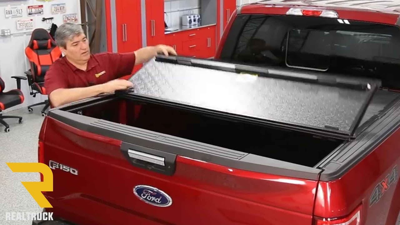 How To Install Bakflip Vp Tonneau Cover 2016 Ford F150