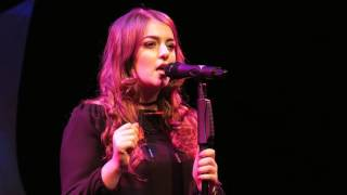 MEDLEY – VARIOUS ARTISTS performed by CHRISTINA LAURIE at Open Mic UK singing contest