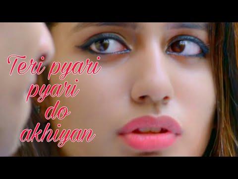 Teri Pyari Pyari Do Akhiyan Whatsapp Status | Hasnain Khan & Faizal Balouch | Sahi Jaye Na Judai |