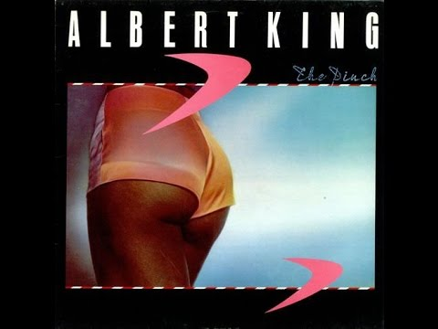 ALBERT KING - THE PINCH (FULL ALBUM)