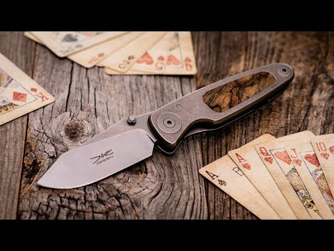 Grailer Knives, Grailer 1