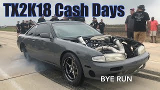 Cash Days TX2K18 by DFWSS